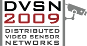 Logo for Distributed Video Sensor Networks 2009